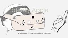 苹果MR系统新专利:头显有多个摄像头,可连接MAC、iPhone、iPad及游戏主机