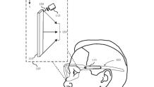 利用反射镜角度,苹果研发了一种提升AR视场角的方案