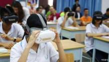 让孩子远离校园暴力,掌握在火灾地震中的逃生手段!VR教育我看行