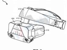 Facebook专利显示将发布一款全新翻盖式VR头显 可达成真实世界外围视场的不遮挡