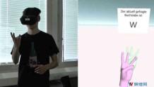 开发者利用Oculus Quest手部追踪提供沉浸式手语学习
