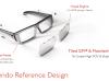 集成QPI微型显示模组,Ostendo公布150°FOV轻量AR眼镜设计