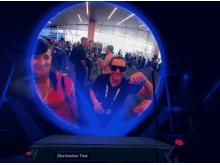 利用Spectacles和VR,开发者打造了一个虚拟时光机