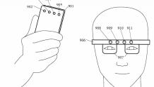 苹果新专利:用于AR眼镜的虚拟触控屏界面