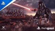 《星球大战:维达不朽VR》本月25日登陆PS VR
