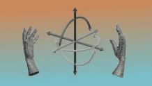 三维手势交互技术的基本原理