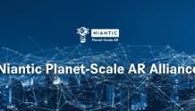 Niantic成立全球5G AR发展联盟,制定AR应用标准