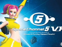 《太空频道5》VR登陆Viveport,即将上线SteamVR