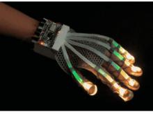 康奈尔可拉伸传感器可重新定义软机器人和虚拟现实技术