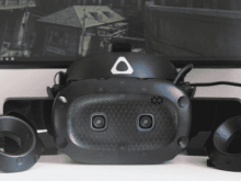 HTC Vive Cosmos精英版评测:体验虚拟现实