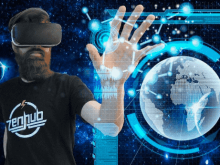 江西 用VR技术讲好红色故事