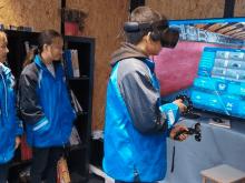 爱心企业70万元捐建VR书馆让乡村孩子了解更多外面世界