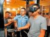 "VR虚拟现实体验酒驾体验,从此不敢再""贪杯"""