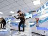 VR滑雪 嗨起来!