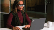 "CES 2021:联想将发布ThinkReality A3 AR眼镜及其""综合数字解决方案"""