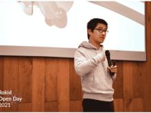 """Rokid发布全新一代MR眼镜 首次阐释""""未来交互""""理念"""