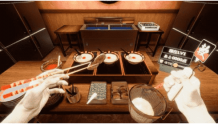 日本著名拉面品牌一兰拉面推出VR游戏《CounterFightIchiran》扮演拉面店店员服务顾客