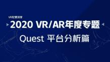 「年度专题」Oculus Quest全平台VR内容深度分析