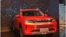 1.6T+7DCT+油耗6.9升,带AR导航黑科技的SUV,带你看星途LX