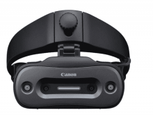 佳能将发MREAL S1眼镜:集成AR和VR功能