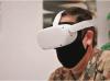 美国国防部在空军基地测试VR培训项目,以预防士兵出现自杀行为