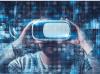 """临安智慧治水用上""""神器"""" VR头盔带你360度无死角巡河"""