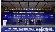 大咖论道 青岛国际虚拟现实产业生态发展论坛举行