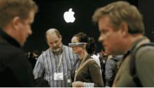 苹果MR头显或放弃控制手柄,改用眼球追踪和虹膜识别