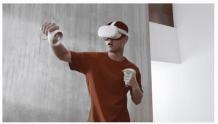 扎克伯格:未来VR头显应捕捉用户表情 打造更逼真的虚拟社交