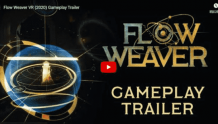 《Flow Waver》今日登录Quest和PC VR平台