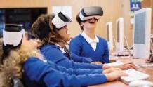 VR教育,VR安全教育,VR教学