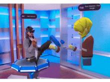 微软高管用全息投影开发布会!推出VR协作平台,传送真人到另一空间