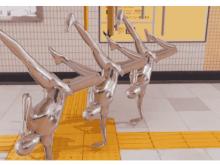 AR 也有艺术展?用《WOW AR》在你的桌上表演一段街舞吧
