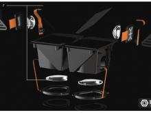 苹果AR/VR显示专利:主要和次要双屏幕组合设计
