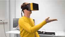 无需眼球追踪,CREAL展示超自然动态变焦VR光场显示效果