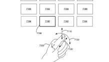 苹果AR头显专利:用红外眼球追踪和微手势控制AR菜单