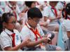 科普展演进校园!华师附属大学城小学2021年科技节开幕