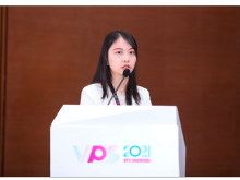 瑞立视CEO许秋子出席2021国际虚拟制作峰会并发表主题演讲
