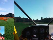 基于《微软模拟飞行》SDK,开发者在AR中同步查看游戏中的飞机