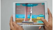 青少年航天科普教育,AR互动航天课室智慧教学