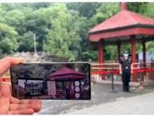 北京海淀:香山革命纪念地(旧址)上线 5G+AR游览体验场景