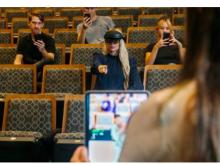 "VR培训平台GIGXR为美空军学院开发""HoloChem""MR化学训练应用"