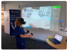 VR医护实训平台:VR为医护教学培训提供新方案,实现沉浸式学习